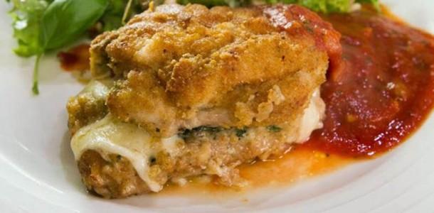 receita de frango recheado com queijo e presunto 2