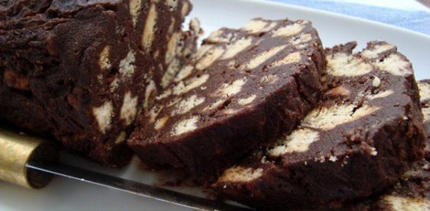 Salame-de-Chocolate