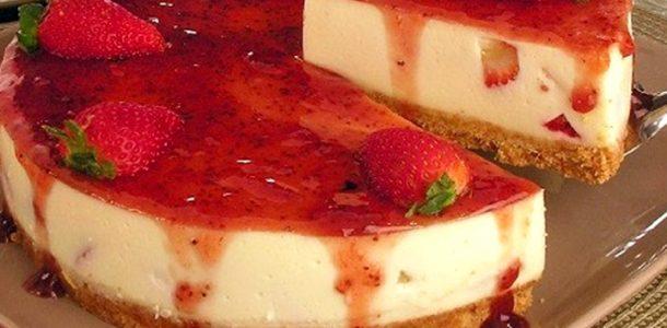 cheesecake-de-morango